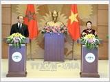 Chủ tịch Hạ viện Vương quốc Maroc kết thúc chuyến thăm chính thức Việt Nam