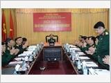 Toàn quân đẩy mạnh thực hiện Nghị quyết 623-NQ/QUTW của Quân ủy Trung ương