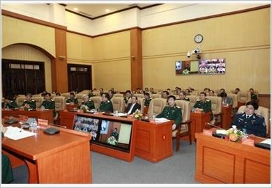 Toàn quân đẩy mạnh công tác cải cách tư pháp trong tình hình mới