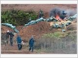Diễn tập khu vực phòng thủ huyện Tiên Du - kết quả và những vấn đề đặt ra