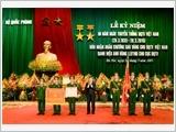 Cục Dân quân tự vệ phát huy truyền thống, nâng cao chất lượng công tác