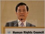 Việt Nam tiếp tục đóng góp vào các sáng kiến đảm bảo nhân quyền