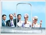 Thủ tướng dự Lễ Thượng cờ hai tàu ngầm Đà Nẵng và Bà Rịa-Vũng Tàu