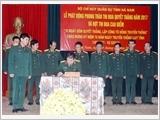 Hà Nam xây dựng lực lượng vũ trang vững mạnh