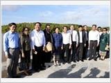 Chủ tịch Quốc hội Lào kết thúc tốt đẹp chuyến thăm hữu nghị chính thức Việt Nam