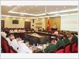 Quân khu 3 thực hiện tốt công tác giáo dục quốc phòng và an ninh
