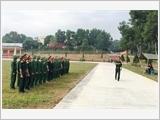 """Thực hiện """"Năm Huấn luyện - Kỷ luật"""" ở Quân đoàn 1 - kết quả và kinh nghiệm"""