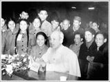 Phát huy truyền thống Thanh niên xung phong trong sự nghiệp xây dựng và bảo vệ Tổ quốc