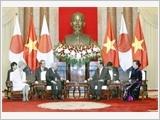 Nhà vua Nhật Bản Akihito và Hoàng hậu kết thúc tốt đẹp chuyến thăm Việt Nam