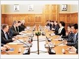 Chủ tịch Quốc hội Nguyễn Thị Kim Ngân hội kiến Tổng thống, hội đàm với Chủ tịch Quốc hội Hung-ga-ri