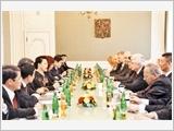 Chủ tịch Quốc hội Nguyễn Thị Kim Ngân hội kiến Thủ tướng, hội đàm với Chủ tịch Thượng viện Cộng hòa Séc