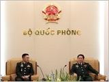 Hợp tác quốc phòng góp phần củng cố quan hệ Việt Nam-Thái Lan