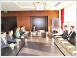 Chủ tịch Quốc hội Nguyễn Thị Kim Ngân kết thúc tốt đẹp chuyến thăm chính thức Thụy Điển