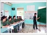 Lữ đoàn 242 thực hiện công tác tuyên truyền, phổ biến, giáo dục pháp luật