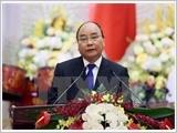 Thủ tướng Nguyễn Xuân Phúc tham dự Diễn đàn Kinh tế thế giới về ASEAN tại Campuchia
