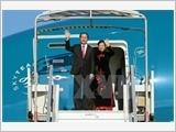 Chủ tịch nước Trần Đại Quang và Phu nhân thăm cấp Nhà nước tới Cộng hòa nhân dân Trung Hoa