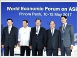Thủ tướng Nguyễn Xuân Phúc dự Hội nghị Diễn đàn Kinh tế thế giới về ASEAN