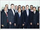Thủ tướng Nguyễn Xuân Phúc kết thúc tốt đẹp chuyến tham dự Hội nghị Diễn đàn Kinh tế thế giới về ASEAN