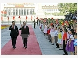 Chủ tịch nước kết thúc tốt đẹp chuyến thăm Cộng hòa nhân dân Trung Hoa