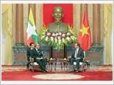 Việt Nam và Myanmar thúc đẩy hợp tác trên các lĩnh vực có thế mạnh