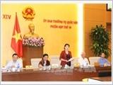 Bế mạc Phiên họp thứ 10 Ủy ban Thường vụ Quốc hội khóa XIV