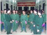 Một số kinh nghiệm tuyên truyền, phổ biến, giáo dục pháp luật ở Lữ đoàn Tăng - Thiết giáp 406