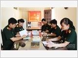 Công tác giáo dục chính trị của lực lượng vũ trang tỉnh Bắc Giang - kết quả và kinh nghiệm