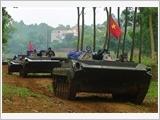 Về nâng cao khả năng cơ động của sư đoàn bộ binh