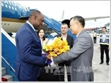 Chủ tịch Thượng viện Cộng hòa Haiti bắt đầu thăm chính thức Việt Nam