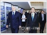Chủ tịch nước kết thúc tốt đẹp chuyến thăm Belarus, lên đường thăm chính thức Liên bang Nga