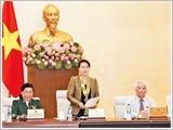 Phiên họp thứ 11 của Ủy ban Thường vụ Quốc hội