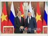Tuyên bố chung về kết quả chuyến thăm chính thức Liên bang Nga của Chủ tịch nước