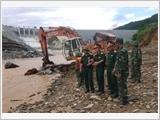 Quân đội tiếp tục đẩy mạnh công tác phòng, chống sự cố, thiên tai và tìm kiếm cứu hộ, cứu nạn