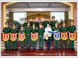 Thực hiện Chỉ thị 05 ở Trường Sĩ quan Lục quân 1