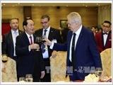 Tổng thống Cộng hòa Séc và Phu nhân kết thúc chuyến thăm cấp Nhà nước tới Việt Nam