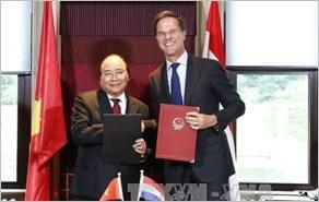 Tuyên bố chung giữa Chính phủ Cộng hòa xã hội chủ nghĩa Việt Nam và Chính phủ Vương quốc Hà Lan