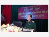Xứng đáng là cơ quan đầu ngành toàn quân về tham mưu, chỉ đạo thực hiện công tác chính sách đối với Quân đội và hậu phương Quân đội
