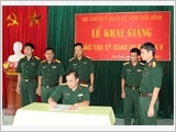 Đào tạo sĩ quan dự bị ở tỉnh Hòa Bình - kết quả và kinh nghiệm