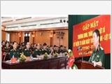 Gặp mặt thương binh, thân nhân liệt sĩ đang công tác tại Cơ quan Tổng cục Chính trị