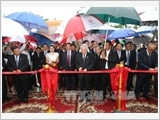 Dấu mốc lịch sử quan trọng trong quan hệ Việt Nam - Campuchia