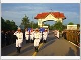 Lực lượng vũ trang Quân khu 4 thực hiện tốt nhiệm vụ tìm kiếm, quy tập hài cốt liệt sĩ ở Lào