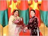 Chủ tịch Quốc hội Bangladesh kết thúc tốt đẹp chuyến thăm chính thức Việt Nam