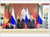 Chuyến thăm của Chủ tịch nước giúp quan hệ với Belarus, Nga ngày càng phát triển