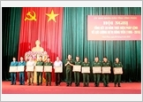 Vĩnh Phúc tập trung xây dựng lực lượng dự bị động viên vững mạnh