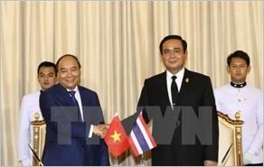 Tuyên bố chung giữa Chính phủ Cộng hòa xã hội chủ nghĩa Việt Nam và Vương quốc Thái Lan