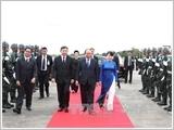 Thủ tướng Nguyễn Xuân Phúc kết thúc tốt đẹp chuyến thăm chính thức Thái Lan