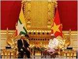 Tổng Bí thư kết thúc chuyến thăm chính thức Indonesia và thăm cấp nhà nước Myanmar