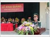 Đẩy mạnh thực hiện chiến lược phát triển giáo dục, đào tạo trong Quân đội