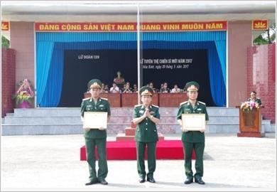 Binh chủng Thông tin liên lạc đẩy mạnh học tập và làm theo tư tưởng, đạo đức, phong cách Hồ Chí Minh