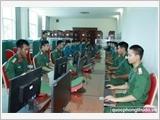 Trường Quân sự Bộ Tư lệnh Thủ đô Hà Nội nâng cao chất lượng giáo dục và đào tạo